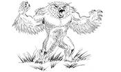 Owlbear Productions logo