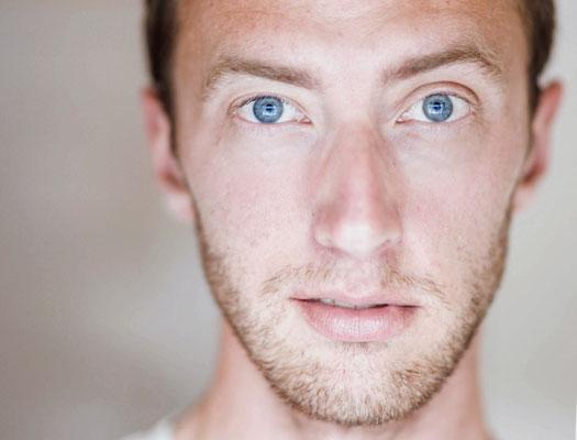 Joel Robison portrait
