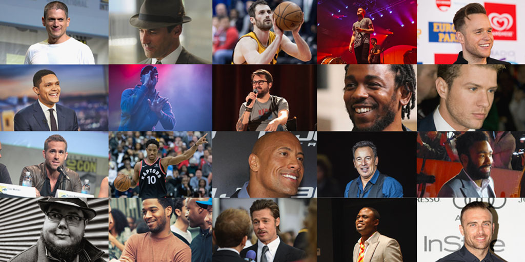 20 Male Celebrities Speaking Out About Depression   HeadsUpGuys