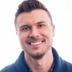 Photo of Dr. Carson Kivari