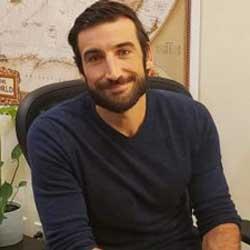 Photo of Jordan Malm