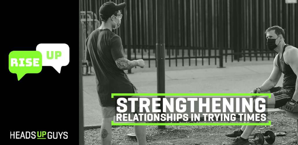 Campaign Banner: Strengthening Relationships