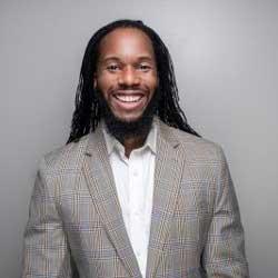 Photo of Dr. Vince Allen
