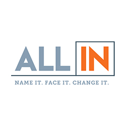 Logo for ALL IN Therapy Clinic