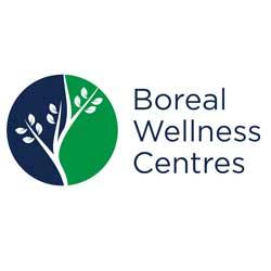 Logo for Boreal Wellness Centres