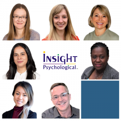Logo for Insight Psychological Calgary