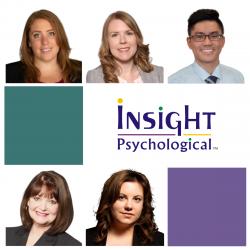 Logo for Insight Psychological Edmonton Central