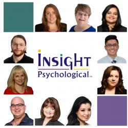 Logo for Insight Psychological Edmonton North