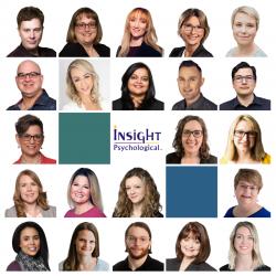 Logo for Insight Psychological Edmonton South
