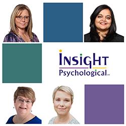 Logo for Insight Psychological Edmonton West