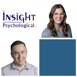 Logo for Insight Psychological Red Deer