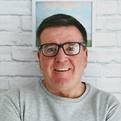Photo of Colin Thomson