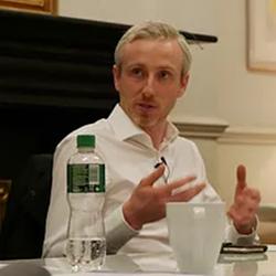 Photo of John Francis Leader